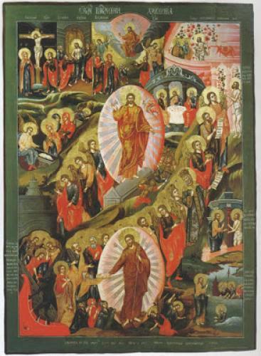 We Ought To Rejoice In The Resurrection Joy Of The Theotokos