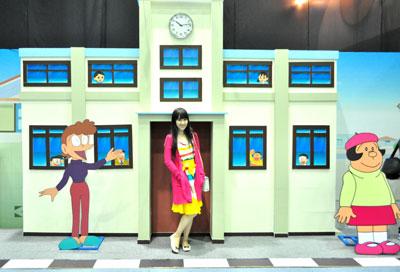Doraemon World 2012 Genting 哆啦A梦云顶世界巡回展 阿福妈妈