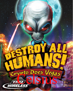 [Java] Destroy All Humans! Crypto Does Vegas [By THQ Wireless]