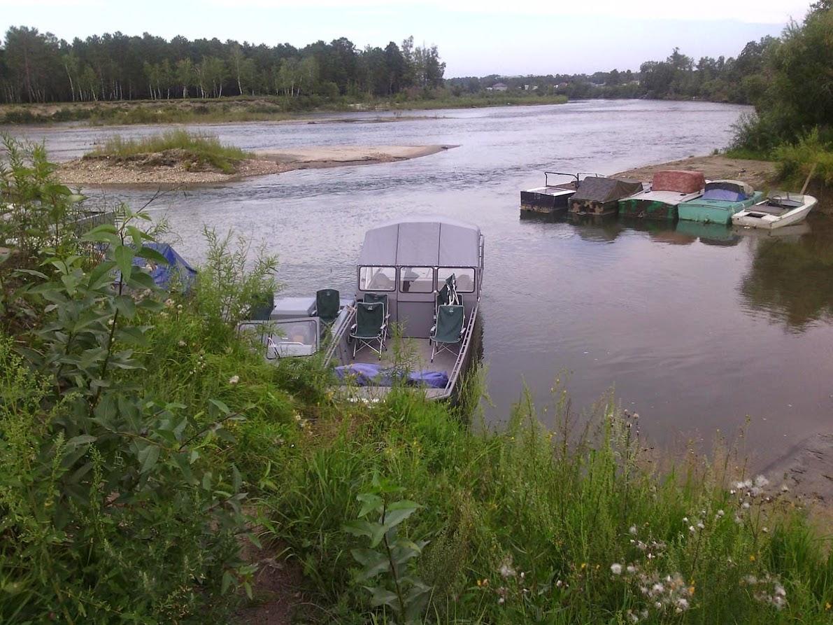 самая лучшая рыбалка в иркутской области