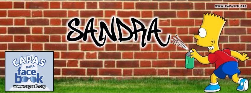 Capas para Facebook Sandra