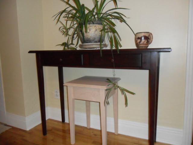 Teindre un meuble deja teint - Teindre un meuble en bois ...