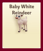 FarmVille 2 Cheats Codes for white reindeer