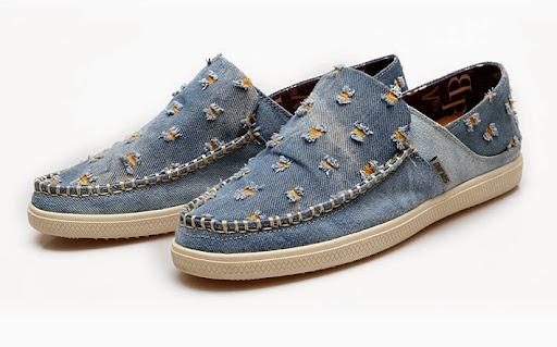 Arrival Men Causal Shoes Demin Jeans Sneaker Boat Shoes