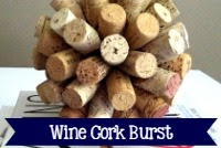 Wine Cork Burst