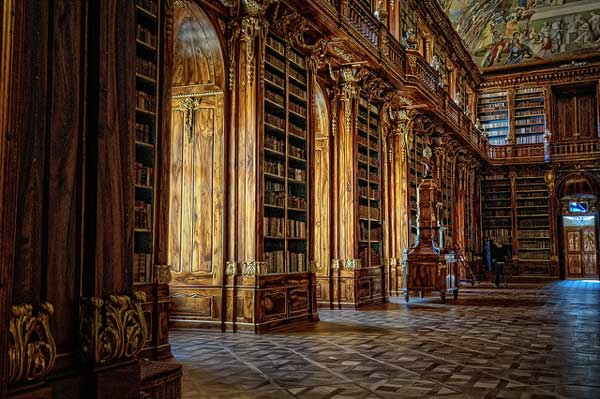 Biblioteca - Sala Filosófica