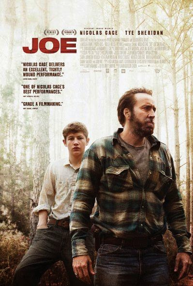Poster Of English Movie Joe (2013) Free Download Full New Hollywood Movie Watch Online At Alldownloads4u.Com