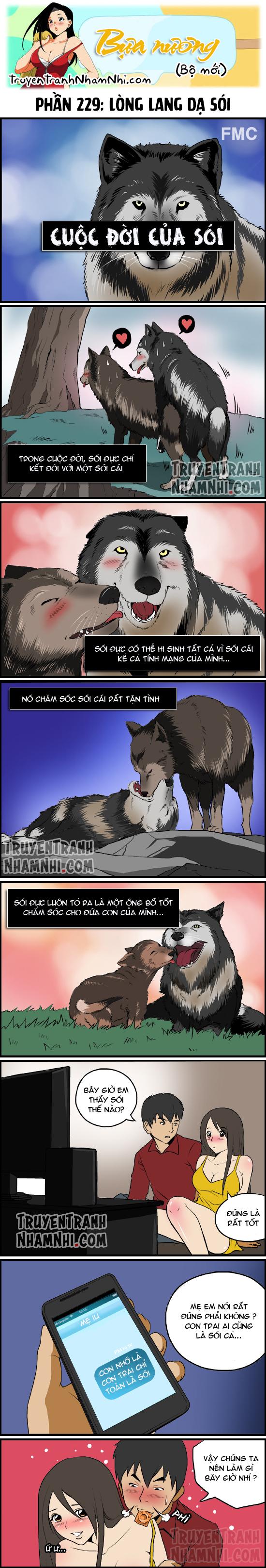 Bựa nương (bộ mới) phần 229: Lòng lang dạ sói