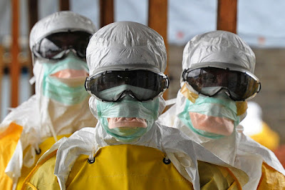 Ebola patient to land in U.S. on Friday 13th