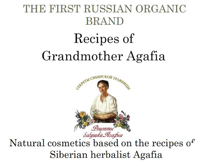 Mỹ phẩm Nga -mỹ phẩm thiên nhiên cao cấp