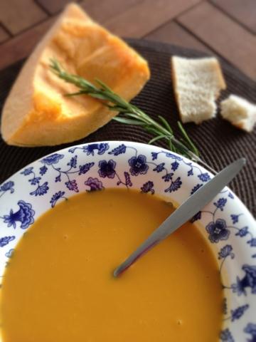 courge, soupe, velouté, giraumon, soupe, cuisine antillaise, cuisine créole, Martiniquegiraumon, courge, soupe, sweetkwisine, cuisine antilaise, martinique, guadeloupe, végétarien, cuisine légère