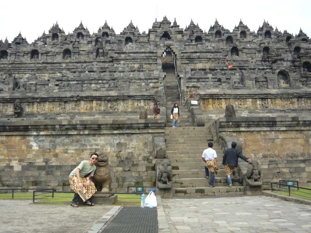 borobudur paling the best
