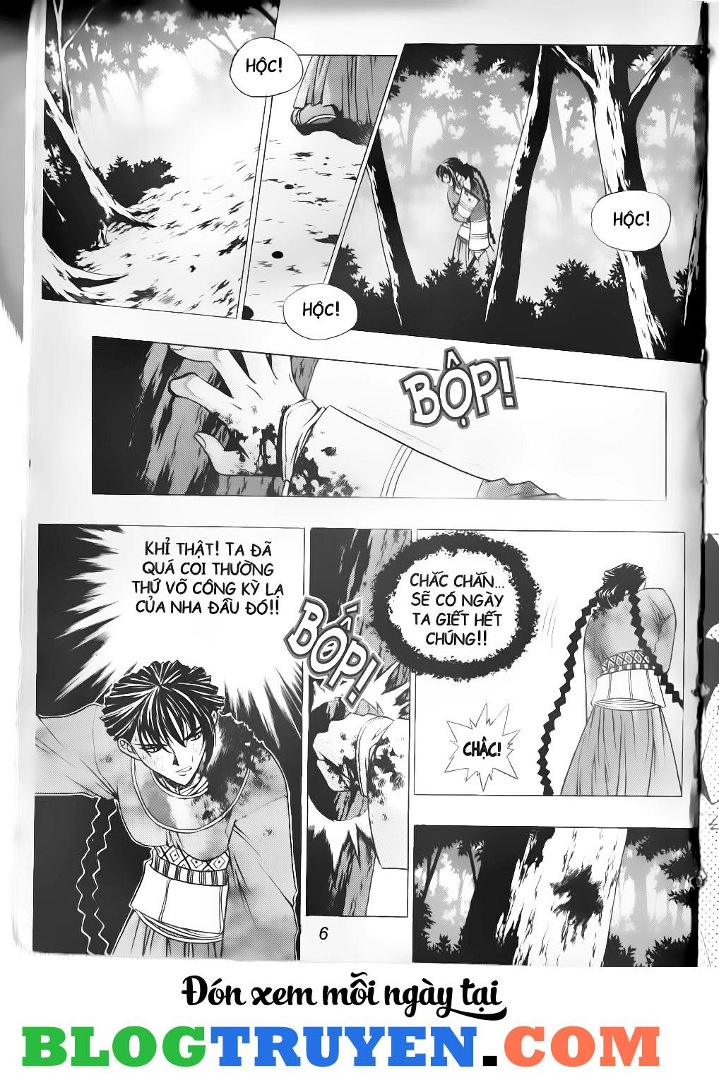 Thiên Lang Liệt Truyện Scan Chap 27 - Truyen.Chap.VN