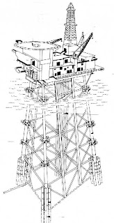 Gilank Helang Wijaya Jacket Structure