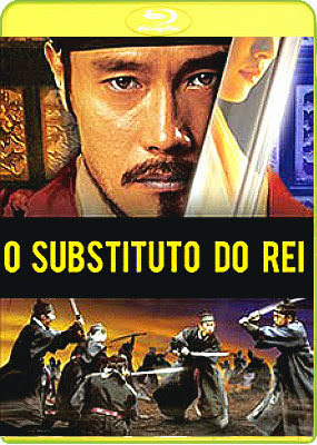Filme Poster O Substituto do Rei BDRip XviD & RMVB Dublado