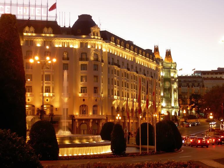Мадрид, почти без слов
