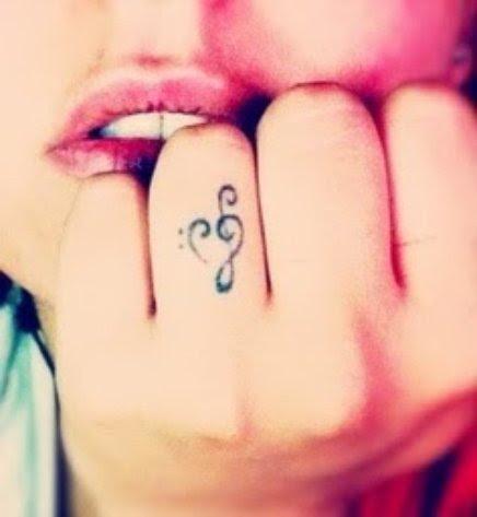tattoos for ring finger