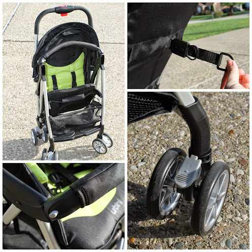 Urbini Hummingbird Stroller Has Great Features #Urbini
