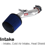 Air Intake, Cold Air Intake