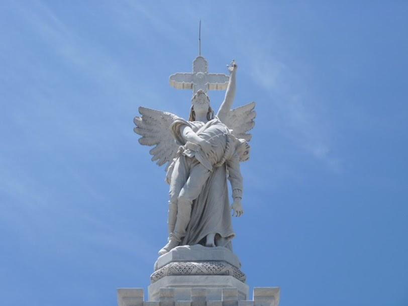 Cementerio de Colón, Mausoleo bomberos