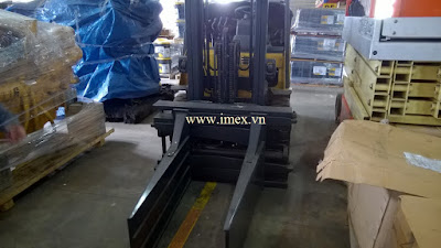 Cascade Bale Clamp for Forklift