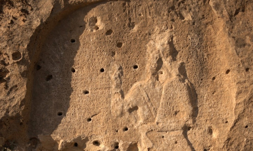Iraq: Archaeologists help protect ancient sites in north Iraq