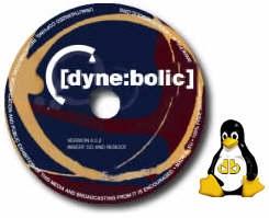 dynebolic linux cd