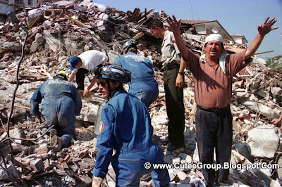 1999: Turkey (Kocaeli). Richter scale: 7.4, Deaths: 19,118, Cost ($m): 20,000