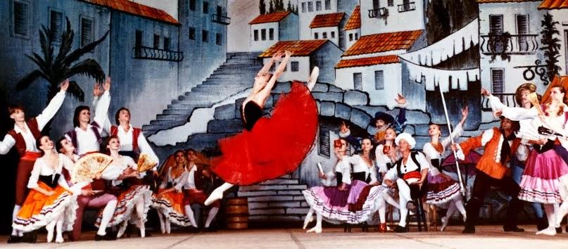 Don Quixote, Moscow Festival Ballet