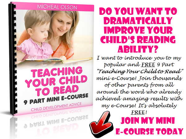 How to Teach a Child to Read mini e-course