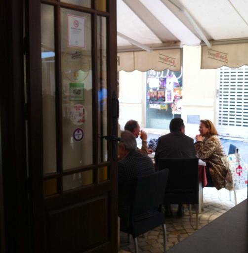 Restaurante la Cepa, Malaga. Comer en Malaga