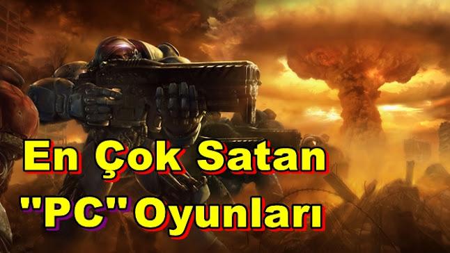 Tüm Zamanların En Çok Satan PC Oyunları