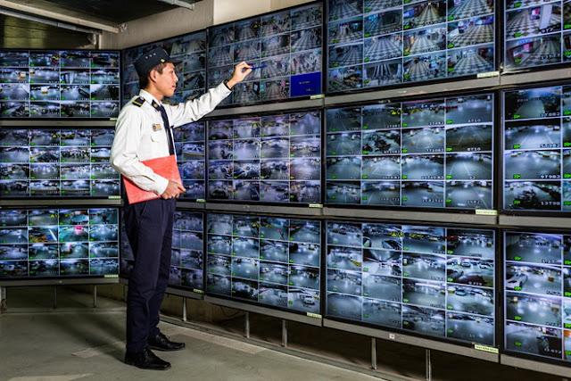 Hệ thống an ninh, an toàn phòng cháy chữa cháy được đầu tư nâng cấp.