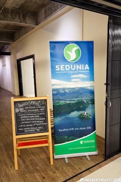 sedunia travel banner