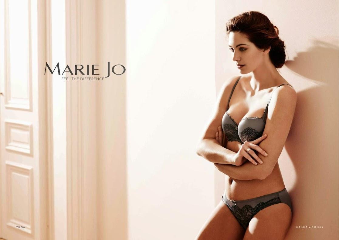 Marie Jo lingerie, campaña Otoño invierno 2014
