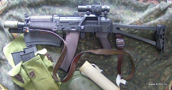 custom aks74u