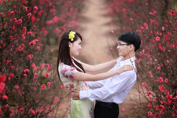 1001 bài thơ tình mùa Xuân, xuân yêu thương hay nhất