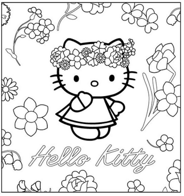 Hello Kitty Hippie