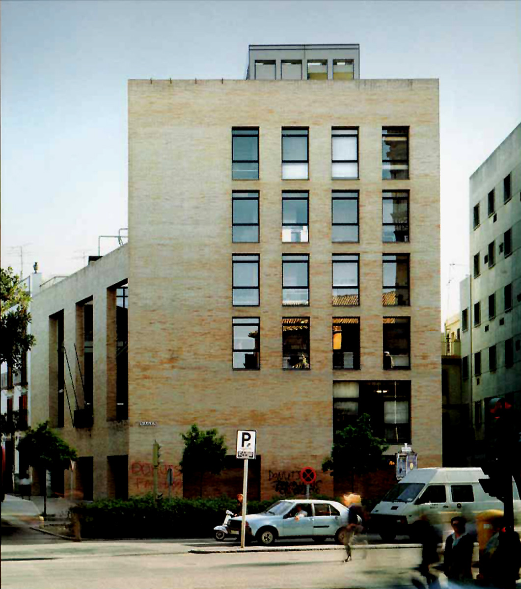 Los colegios de arquitectos en espa a garc a barba - Colegio de arquitectos sevilla ...