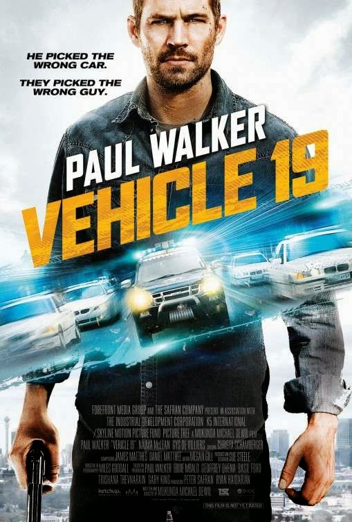 Poster Of Vehicle 19 (2013) Full Movie Hindi Dubbed Free Download Watch Online At Alldownloads4u.Com