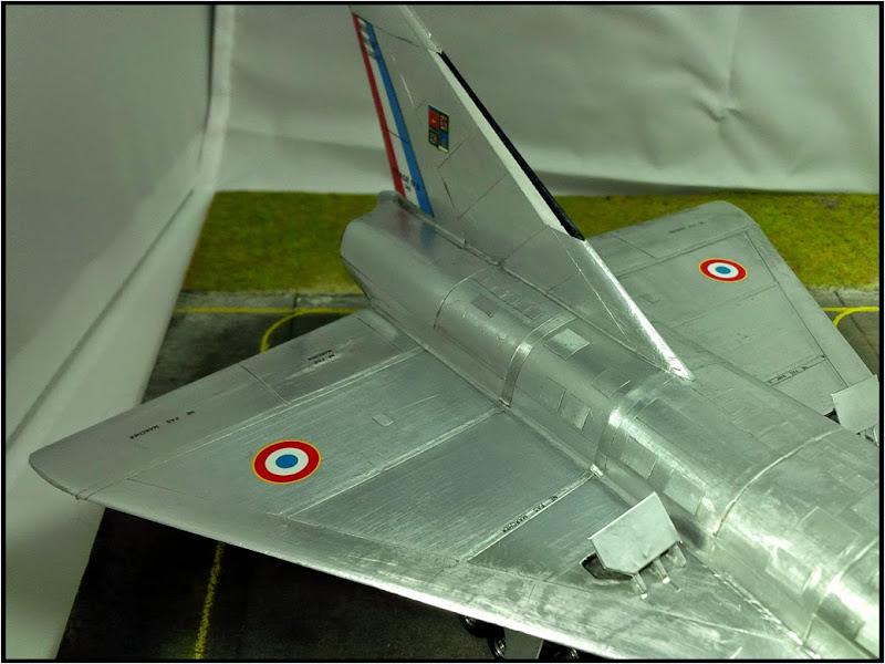 GAMD Mirage IV B. Un gros mirage IV, en scratch et au 72 IMG_20141007_191430
