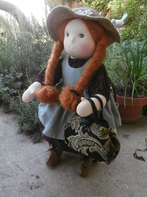 Anne Of Green Gables Waldorf Doll