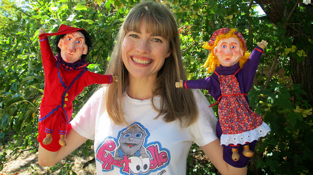 Upcoming puppetry workshops