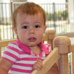 LePort School Parent & Child class offers older Infants climbing time in a carefully prepared Montessori classroom.