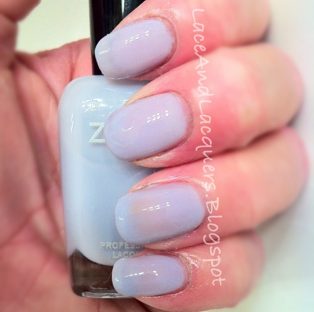 Zoya Miley Lace and Lacquers: ZOY...