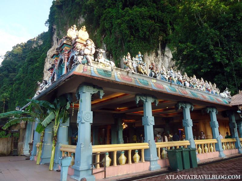 Пещеры Batu Caves
