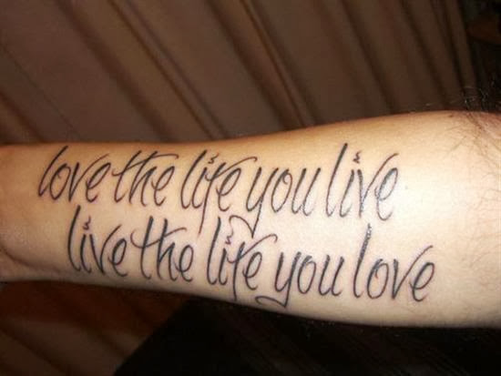 Best Tattoo Quotes About Life Best Quotes Tattoo  Tech2Gadget
