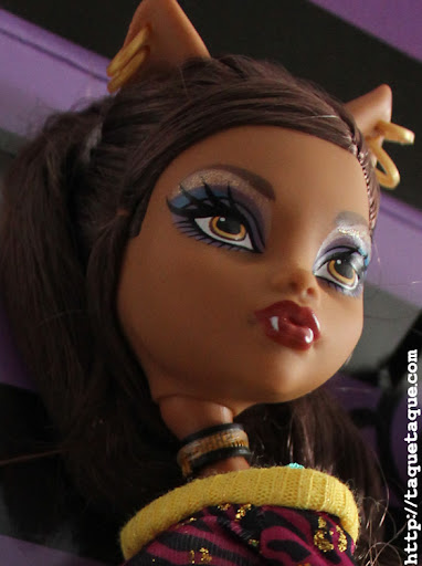 mi Clawdeen Wolf - School's Out