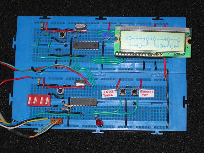 Pop Machine Circuit