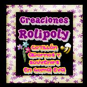 creaciones rolipoly
